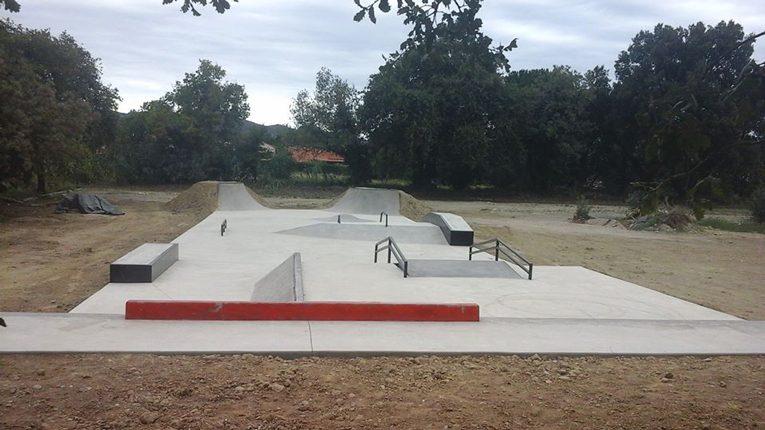 Skatepark Corneilla