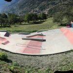 skatepark la plagne ssc